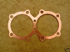 Cylinder Head Gasket, Triumph 750 Twin, Copper, 1973-77, 71-3681